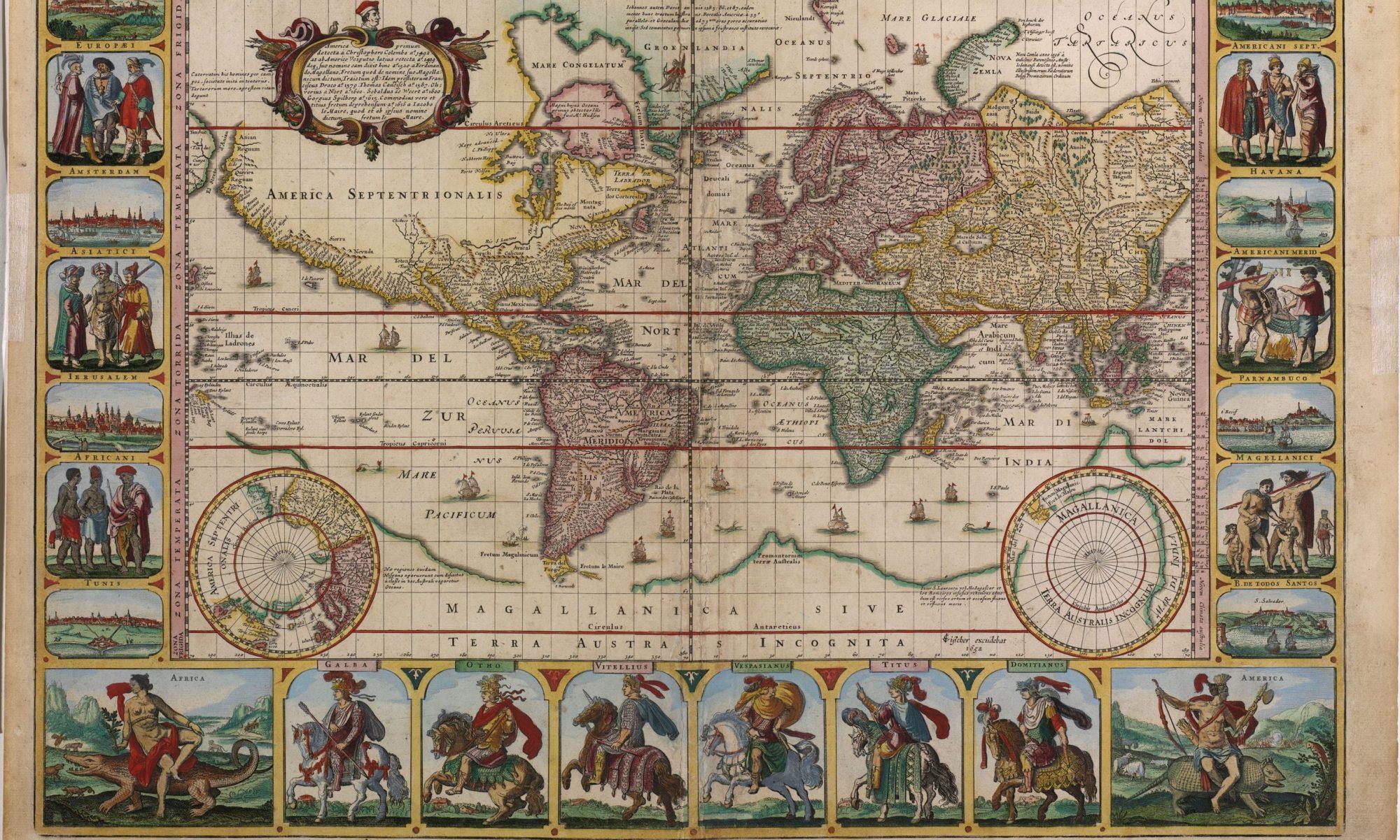 Dep. Geografia e Historia